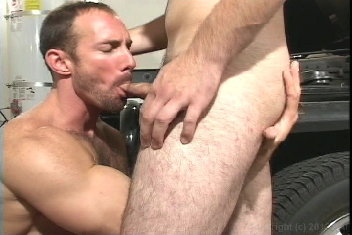 Gay male blowjobs