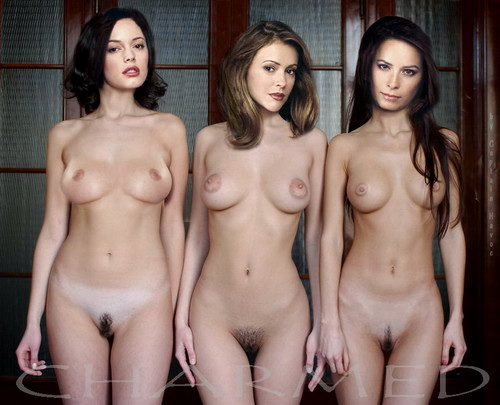 Pic of charmed sisters naked