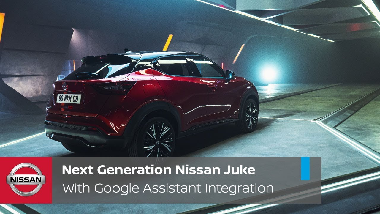 New nissan commercial music