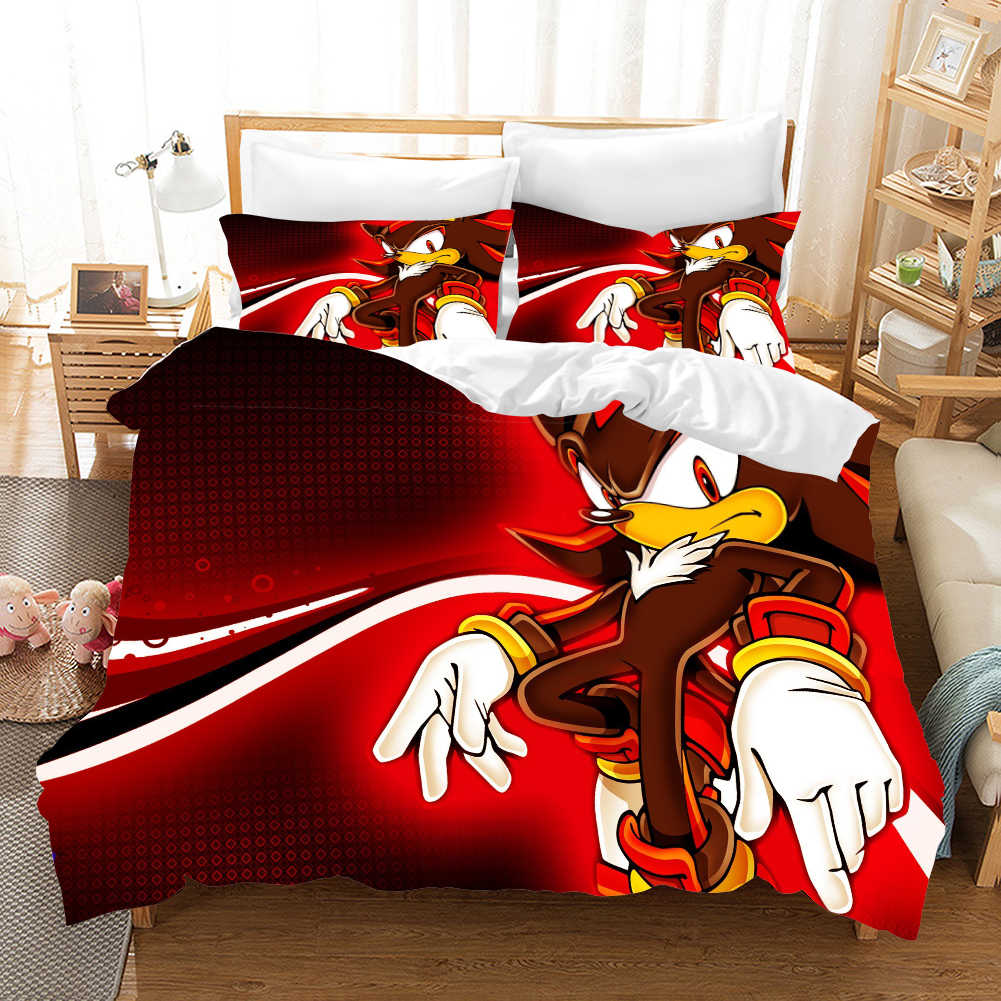 Sonic warm bed sheets
