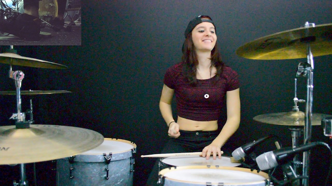 Green day american idiot cover drum