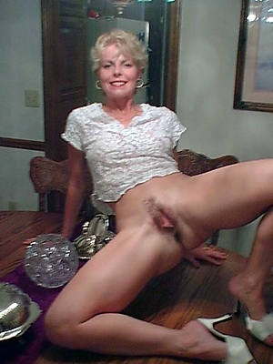Mature nude blondes