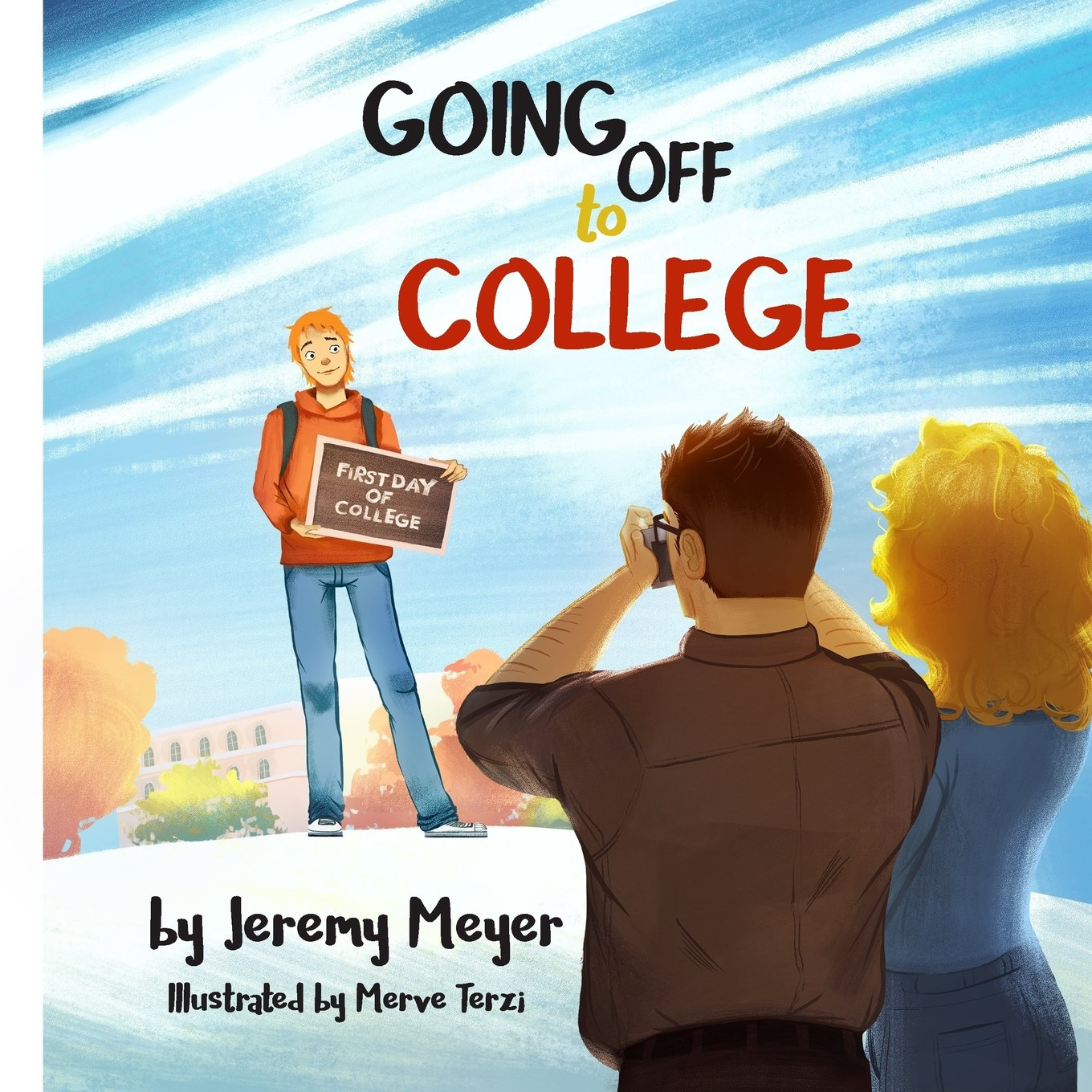 Amazon off to college