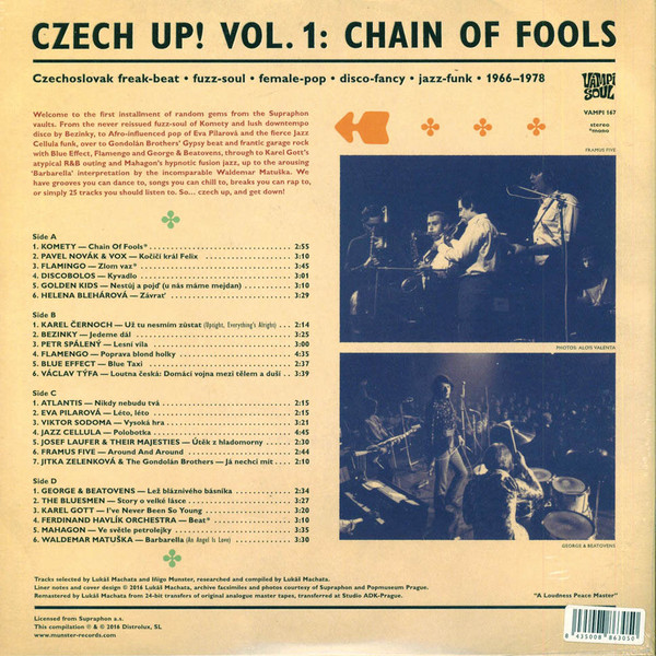 Czech up vol 1 chain of fools