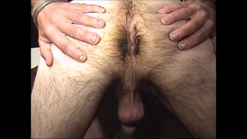 Hairy ass fetish
