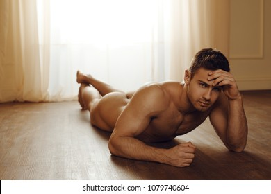 Sexy nude male image