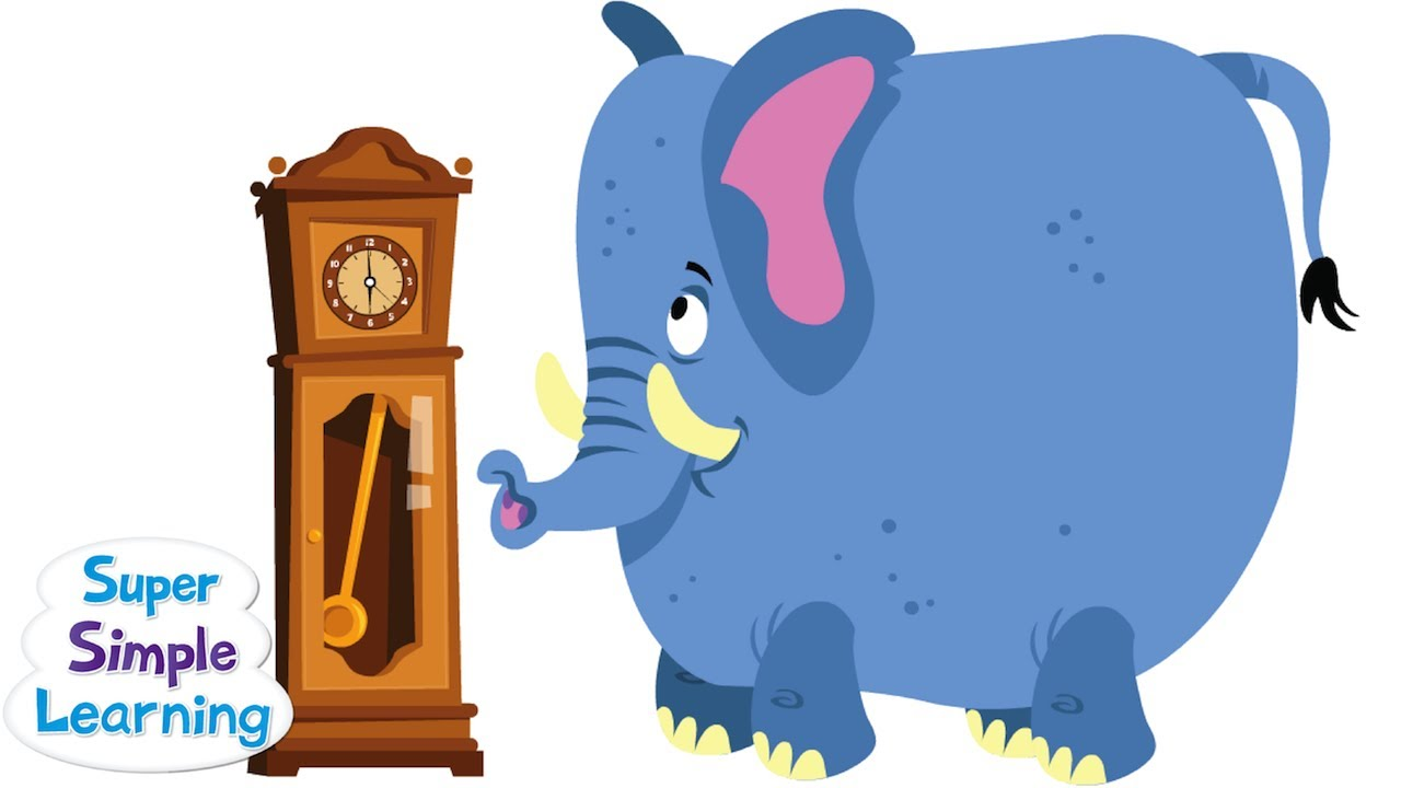 Hickory dickory dock video song