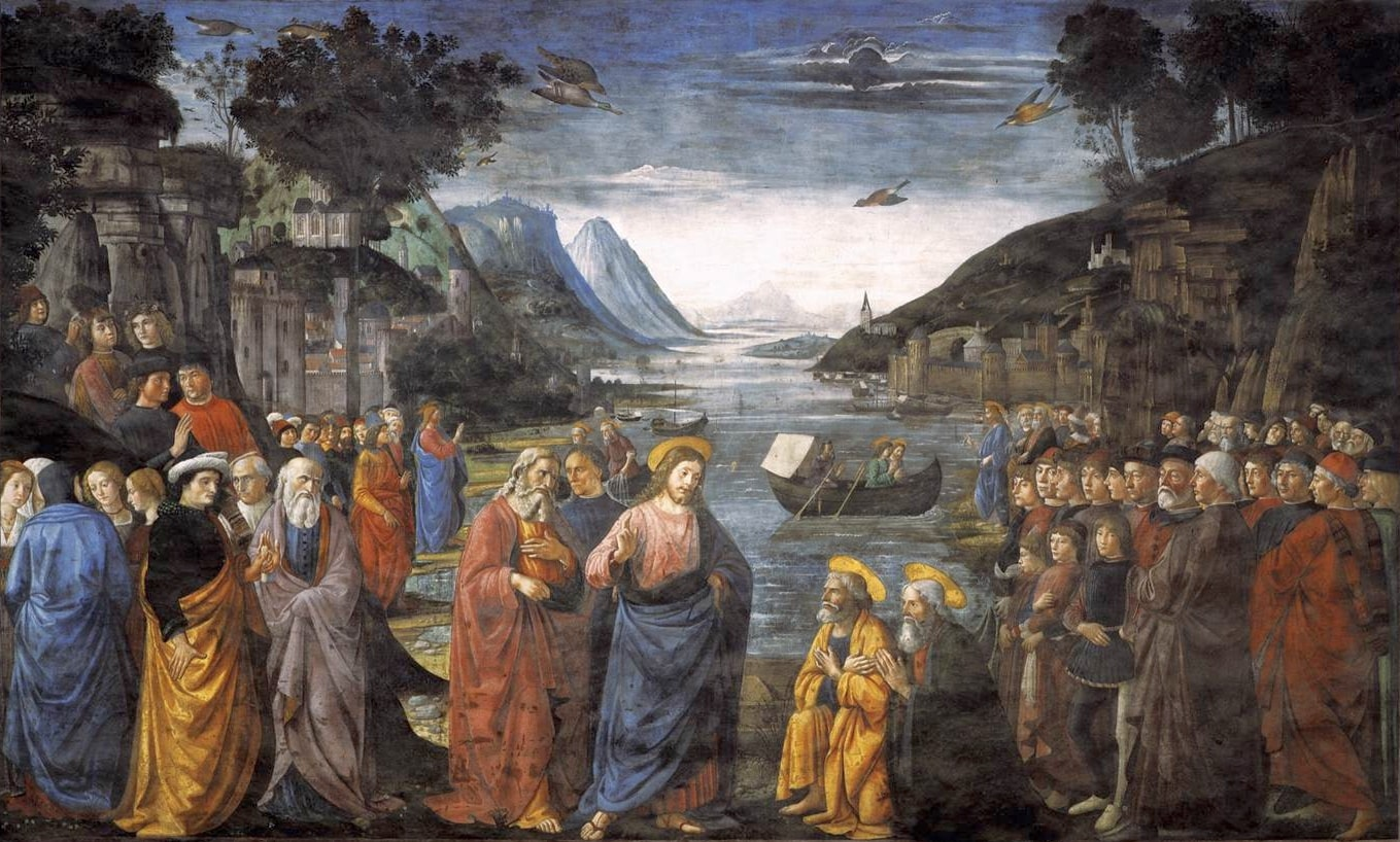 Homily for 23rd sunday year a