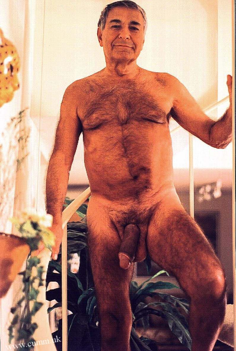 Mature naked males