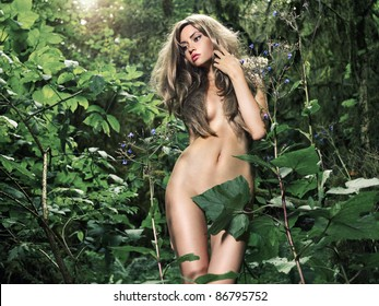Photos of non nude girls in the forest