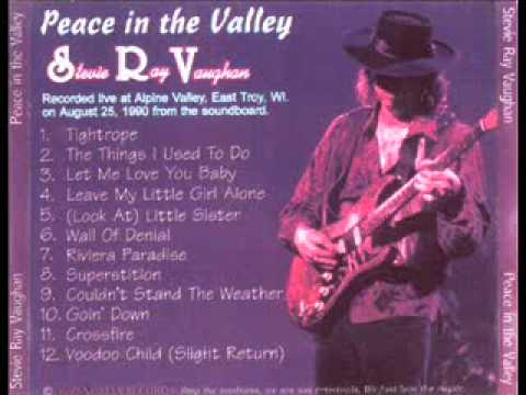 Stevie ray vaughan and double trouble voodoo chile slight return