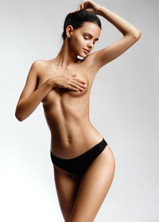 Toned women nude pictures